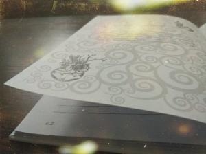 фото страниц Творческий дневник 'Напиши себя' #4