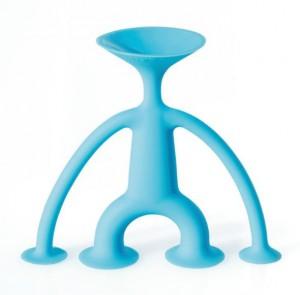 Игрушка Moluk 'Уги' младший ,голубой (8 см) (7640153432025)