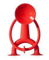Игрушка Moluk 'Уги' взрослый, красный (13см) (7640153431011)