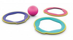 Петанк по новому Quut 'RINGO' (3 кольца + мячик) (5425031170419)