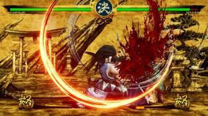 скриншот Samurai Shodown PS4 #5