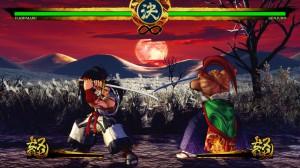 скриншот Samurai Shodown PS4 #3