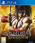 игра Samurai Shodown PS4