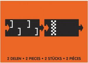 Набор дополнительных элементов  Waytoplay 'Старт и Финиш '(2 дорожные части) (8717953201621)