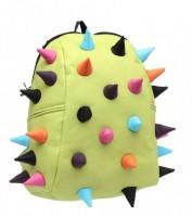 Рюкзак MadPax 'Rex Half',цвет Lime Multi  ( лаймовый мульти) (688955841086)