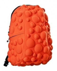 Рюкзак MadPax 'Bubble Full' цвет Orange Crush (оранжевый) (688955838550)
