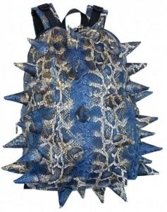Рюкзак MadPax 'Pactor Full' ,цвет Blue Boa (синий питон) (851093008172)
