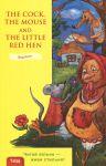 Книга The Cock, the Mouse and the Little Red Hen = Півень, миша та руда курочка