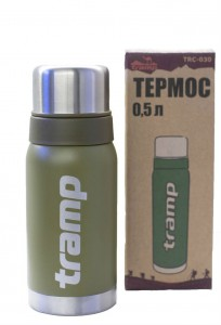 фото Термос Tramp TRC-030-olive 0,5 л оливковый (4743131056930) #2