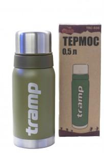 фото Термос Tramp TRC-031-olive 0,75 л оливковый (4743131056947) #2