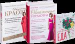Книга Академия женского здоровья (суперкомплект из 3 книг)