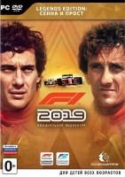 Игра Ключ для F1 2019 Legend Edition: Сенна и Прост - RU