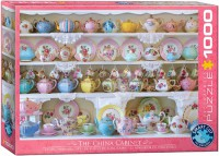 Пазл EuroGraphics 'Чайный комод' 1000 элементов (628136653411)