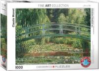 Пазл EuroGraphics 'Японский мостик Клод Моне' 1000 элементов (628136608275)