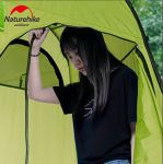 фото Палатка NatureHike Utility Tent 210T polyester (6927595721452) #4