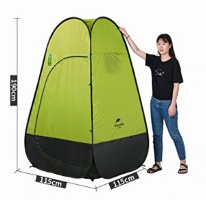 фото Палатка NatureHike Utility Tent 210T polyester (6927595721452) #3