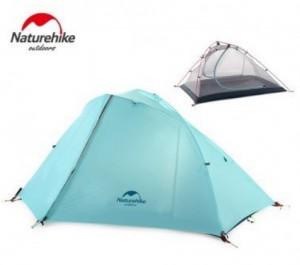 Палатка NatureHike Wind-wing I (1-х местная) 210T polyester + footprint (6927595787403)