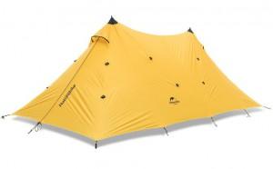 Тент-палатка  NatureHike Twin Peaks 210T polyester  (6927595722282)
