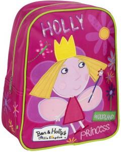 Рюкзак дошкольный средний Ben & Holly's Little Kingdom 'Принцесса Холли'