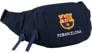 Подарок Сумка-бананка для города Kite FC Barcelona BC19-1007