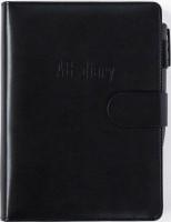 Бизнес-ежедневник AB diary, черный