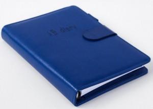 фото Бизнес-ежедневник AB diary, синий #4