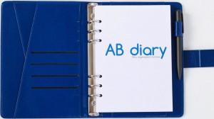 фото Бизнес-ежедневник AB diary, синий #3