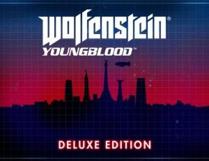 Игра Ключ для Wolfenstein: Youngblood Deluxe Edition - RU