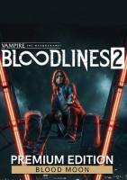 Игра Ключ для Vampire: The Masquerade Bloodlines 2 Blood Moon Edition - UA