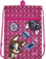 Сумка для обуви с карманом Kite Littlest Pet Shop (PS19-601M)