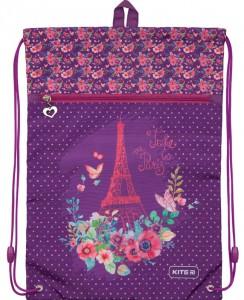 Сумка для обуви с карманом Kite Education Paris (K19-601M-7)