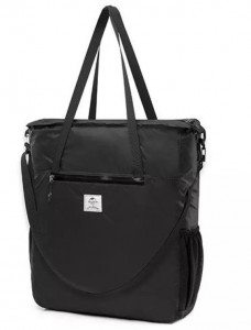 Сумка на плечо Naturehike Ultralight Casual Bag 14л ,black (6927595730287)
