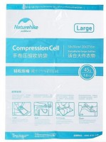 Набор компрессионных пакетов NatureHike, 3 шт. размер L (6927595719725)