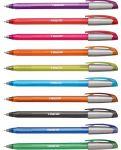 Набор шариковых ручек Unimax Trio DC-3, 10 цветов (UX-108-20)