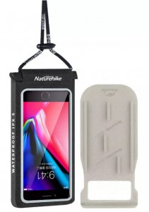 Гермочехол для смартфона NatureHike 3D IPX6 6 inch (6927595729199)