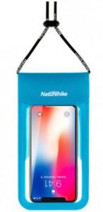 Гермочехол для смартфона NatureHike  CB02 IPX8 6 inch, blue (6927595725849)