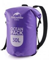 Гермомешок Naturehike Ocean Pack Double shoulder 500D 30 л (6927595719770)