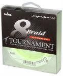 Шнур Daiwa Tournament 8xBraid 0.1mm 135m chartr (12705-110)