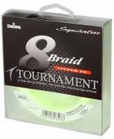 Шнур Daiwa Tournament 8xBraid 0.26mm 135m chartr (12705-126)