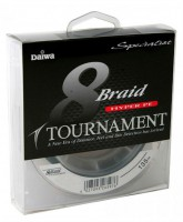 Шнур Daiwa Tournament 8xBraid Dark Green 135м 0.20мм (12705-020)