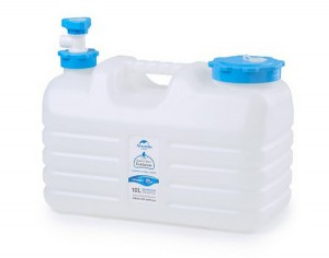 Канистра для воды NatureHike Water container 10 л (6927595716649)