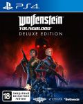игра Wolfenstein: Youngblood. Deluxe Edition PS4 - русская версия
