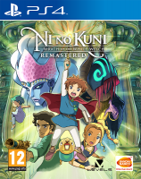 игра Ni no Kuni: Гнев Белой ведьмы – Remastered PS4 - Русская версия