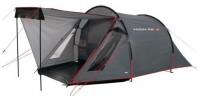 Палатка High Peak Ascoli 3 (Dark grey/Red) (926271)