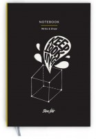 Блокнот Gifty 'Write&Draw Keep looking' (8261)