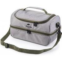 Изотермическая сумка Naturehike S 31x17x18 см Light Grey (6927595720356)