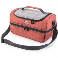 Изотермическая сумка Naturehike S 31x17x18 см red (6927595720363)