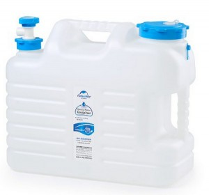 Канистра для воды NatureHike Water container 18 л (6927595721667)