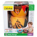 фото Обучающая игрушка Ks Kids Музыкальный барабан (10753) #2