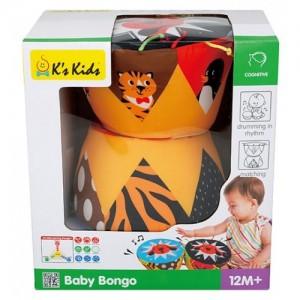 фото Обучающая игрушка Ks Kids Музыкальный барабан (10753) #4